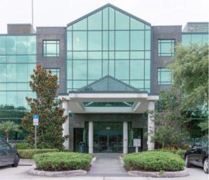 Partners Imaging Centers main Sarasota entrance for patients