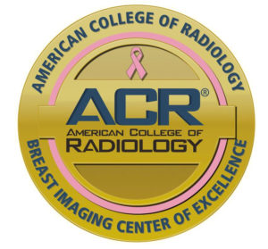 American College of Radiology Breast Imaging Center of Excellence award to Partners Imaging Centers