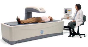 DEXA bone density modality