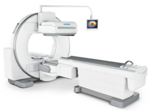 Picture of a Siemens Nuclear Medicine Gamma Camera modality